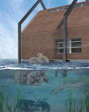 Emilie Enné Lykkegaard: Biosphere on water