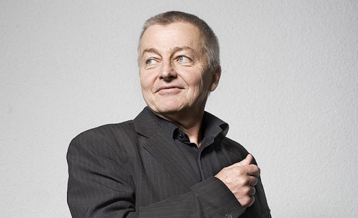 Peter Kjær. Foto: Elin Berge